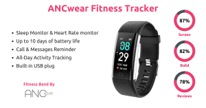 best fitness band under 10000